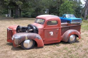 1947 International pickup 1/2 ton rat rod