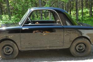 1961 Fiat Autobianchina, Bianchina, Transformable - RARE CLASSIC CAR