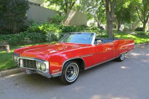 1970 Buick Electra Convertible, Rare One only 455 V8, Loaded