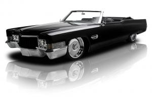 Restored California Custom DeVille Convertible 472 V8