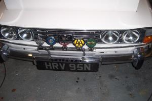 1975 TRIUMPH STAG AUTO WHITE, READY TO ENJOY, LOVELY CONDITION