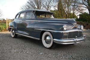 1948 DESOTO S11 CUSTOM WITH REAR SUICIDE DOORS