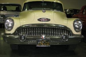 1953 Buick Super 8 Estate Woody Wagon