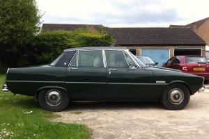 1975 Rover P6 3500 auto