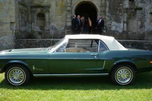1968 Mustang Convertible V8