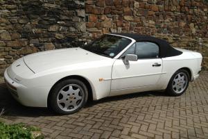 Porsche 944 s2 cabriolet Alpinewhite eBay Motors #321158384974