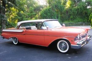 1957 Mercury Monterey Base 5.1L