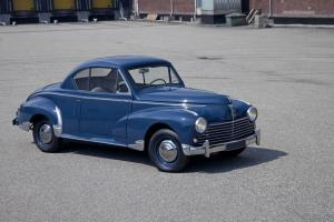 1952 PEUGEOT 203A COUPE Photo