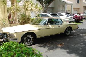 1973 Boattail Buick Riviera 455.4