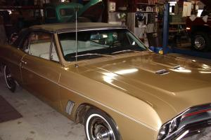 1967 buick gs 400 convertable survivor