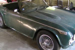 TRIUMPH TR4A 1966 non overdrive