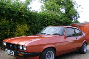 Ford Capri 3.0 rare STUNNING looking automatic classic car
