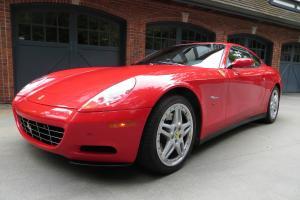 Ferrari : 612 F1 Scaglietti