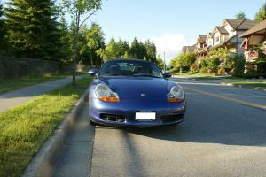 1997 Porsche Boxster Manual Low Mileage Zenith Blue IMS upgrade