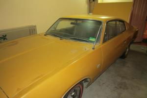 Chrysler Charger XL 1971 2D Coupe 3 SP Manual
