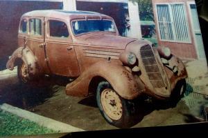 Terraplane Deluxe 1935  Photo