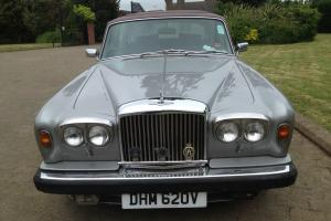 1980 Bentley T2 with full history. A rare car.