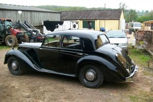 ARMSTRONG SIDDELEY Whitley BLACK