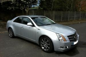 Cadillac CTS 2008 3.6 V6 right hand drive