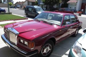 1987 Rolls Royce Bentley Eight turbo Luxury