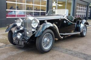 LAGONDA LG 45 TO RAPIDE SPEC 1937  Photo