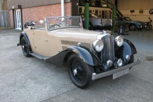 1938 AC 16/60 2 Seater Drophead Coupe  Photo