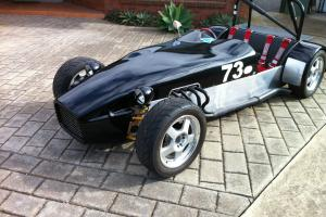 Lotus Seven Replica Locost 7 Clubman Race CAR NOT Caterham PRB Westfield Birkin  Photo