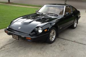 1983 280 ZX Turbo Photo