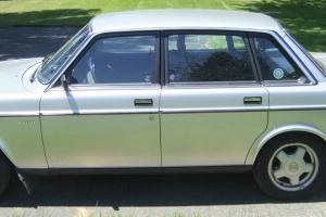 1985 Volvo 240 DL 2.3Litre, 4-Door Sedan