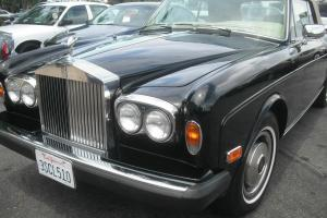 1983 ROLLS ROYCE CORNICHE ,ONE OWNER ,NONE ACCIDENT ,NICE !!!!