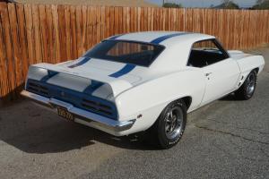 1969 Pontiac Firebird Fully Restored T A