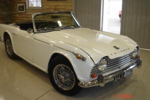 1965 Triumph TR4 A