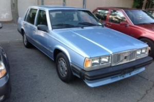 1988 Volvo 740GLE SR