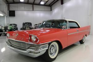 1957 CHRYSLER WINDSOR 2-DOOR HARDTOP, ONLY 50,260 MILES, WIRE WHEEELS!!! Photo