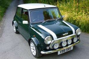 1999 ROVER MINI JOHN COOPER LE On Just 16350 Miles From New  Photo