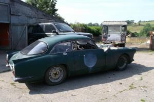 MEGA-RARE 1958 PEERLESS GT COMPLETE WITH CORRECT SPEC TR3 EQUIPMENT