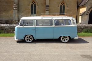 Volkswagen camper / VW bay window - Beautiful Aussie import, RHD - 1972  Photo