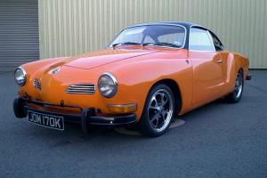 volkswagen karmann ghia right hand drive uk car