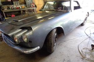 1961 LANCIA FLAMINIA TOURING SPIDER BARN FIND SOLID FOR RESTAURATION