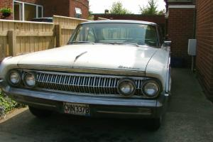 1964 mercury montclair marauder  Photo