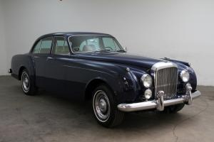 1960 Bentley S2 Continental Flying Spur Saloon LHD Coachwork by H.J Mulliner
