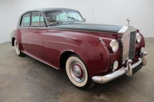 1960 Rolls Royce Silver Cloud II Photo