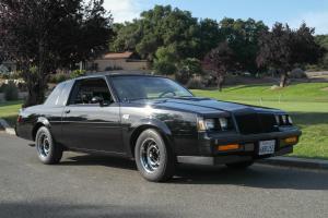 1987 Buick Regal Grand National: 3700 original miles!