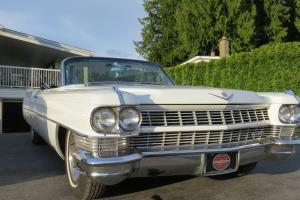1964 Cadillac Convertable.5000 Miles since full body off restoration.