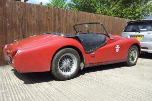 Triumph TR3A 1959 IN DAILY USE