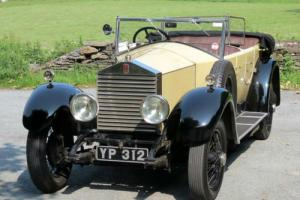 1926 Rolls-Royce 20hp Park Ward Open Tourer GUK50