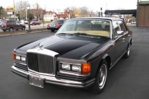 1985 Bentley Mulsanne - 35K - Best Color Combination