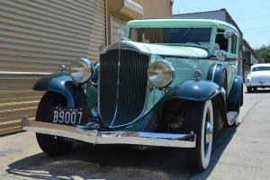 1932 Packard Light 8