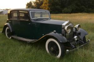 1932 Rolls Royce 20/25 HP Photo