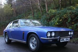 1972 JENSEN INTERCEPTOR III AUTO BLUE